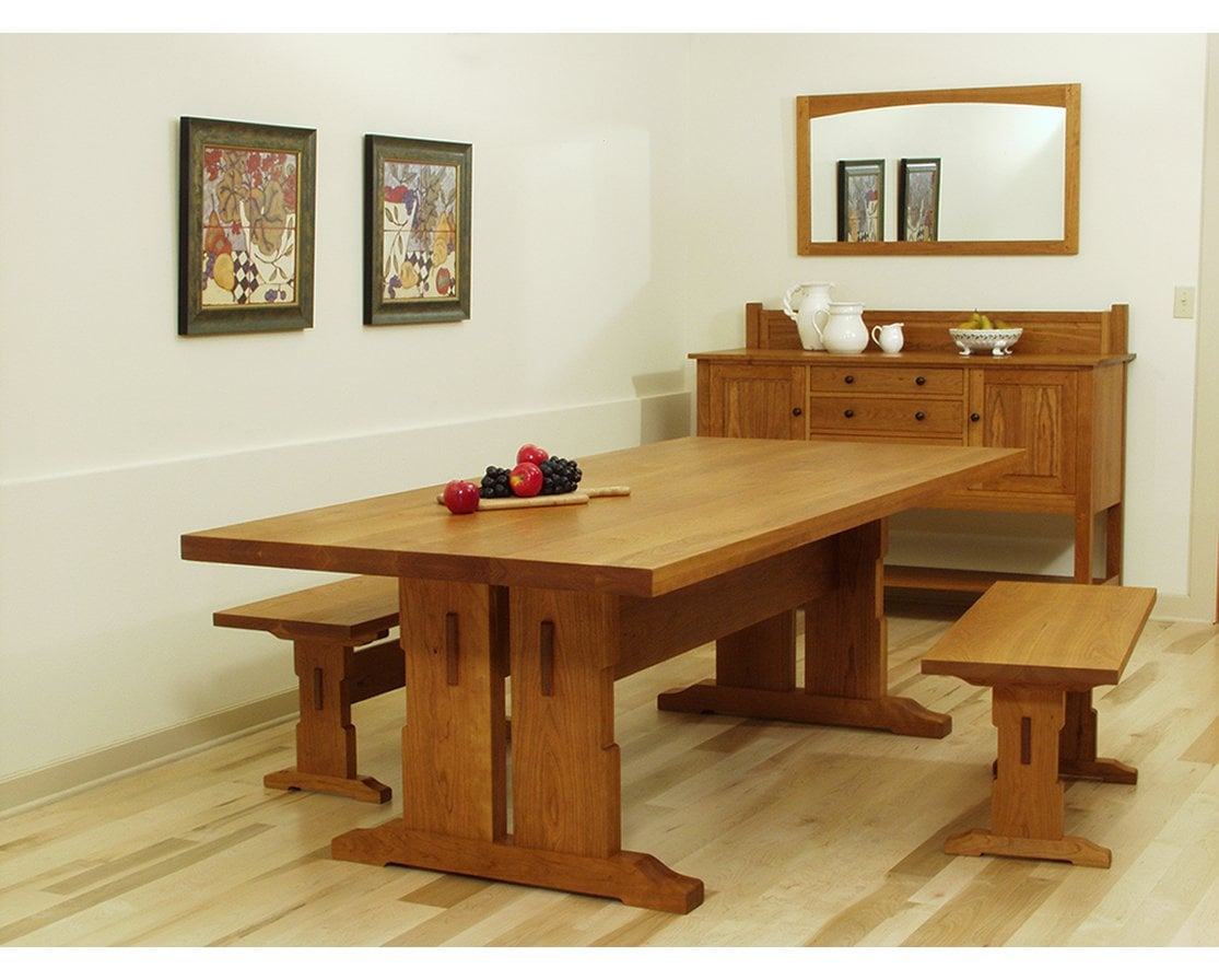 Trestle Table Image