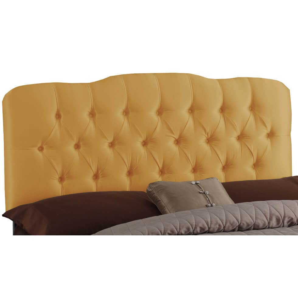 Tufted Headboard King Picture