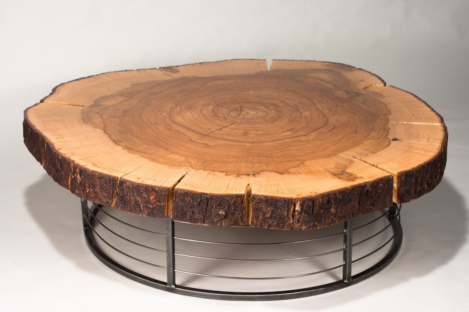 Unique Tree Stump Coffee Table