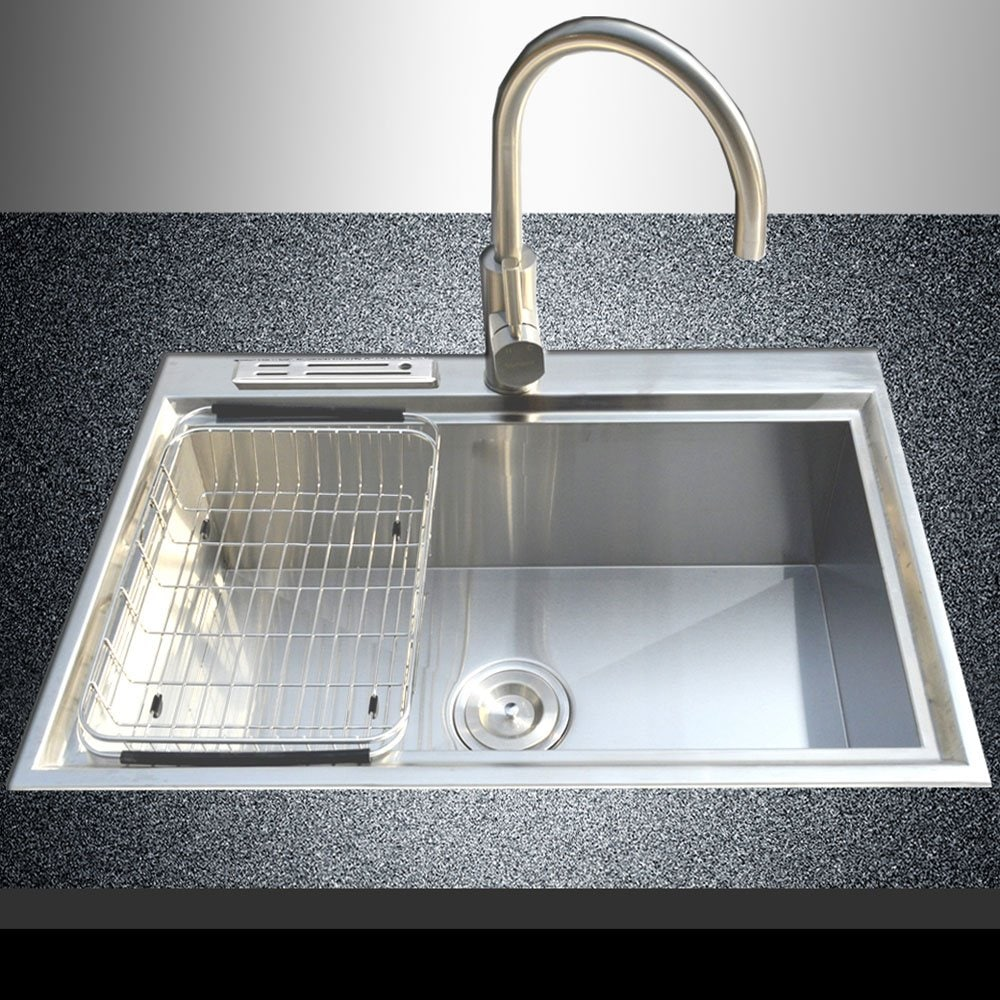 Wonderful Single Bowl Kitchen Sink