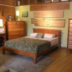 Wood Platform Bed Frame Plan