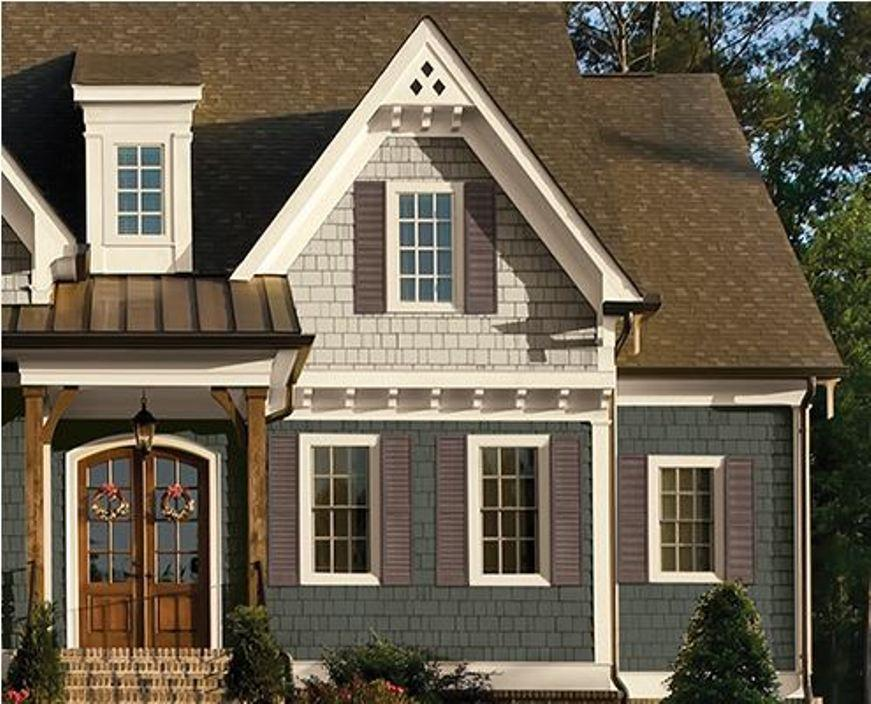 Ideas Of Wood Shake Siding Installation