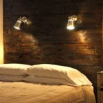 Wooden Headboards With Lights