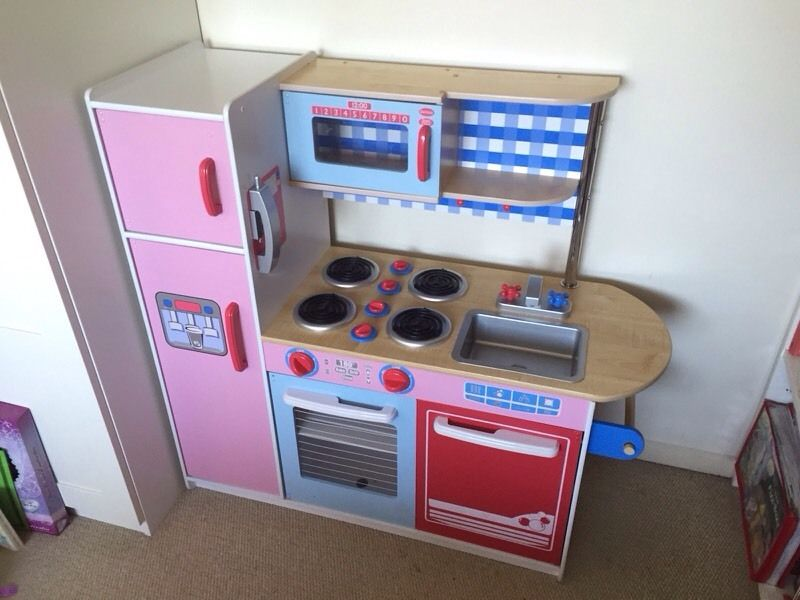 Wooden Kitchen Playsets For Sale