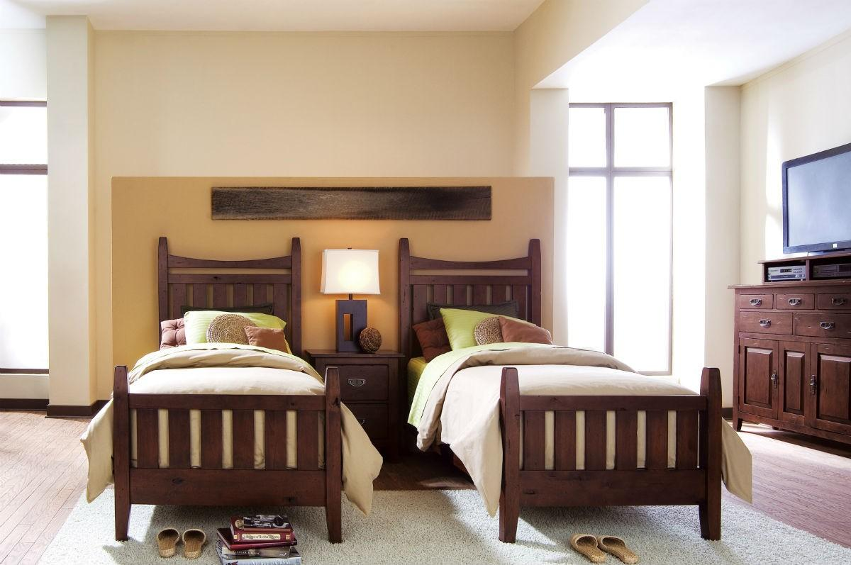 Wooden Twin Bed Frame Dimensions