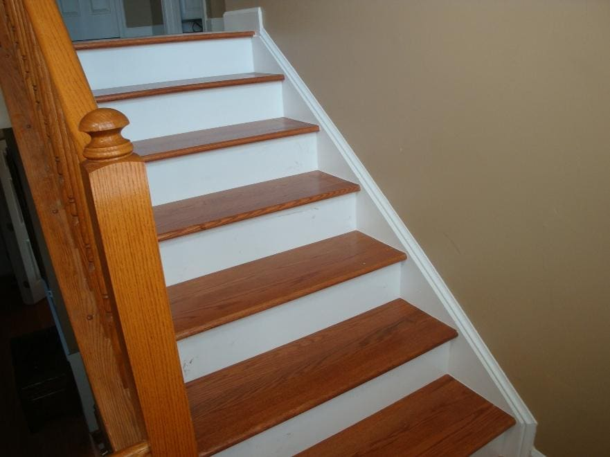 Wooden Stair Treads Northern