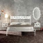 Wrought Iron Headboard Style