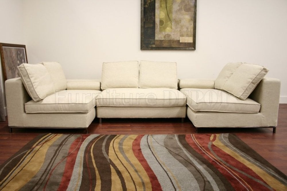 Modular Sectional Sofas Small Scale Loccie Better Homes