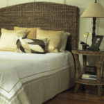 Seagrass Headboard Full Size Design