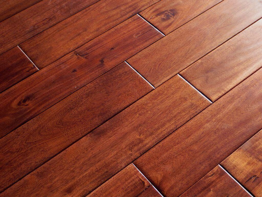 Acacia Wood Flooring Picture