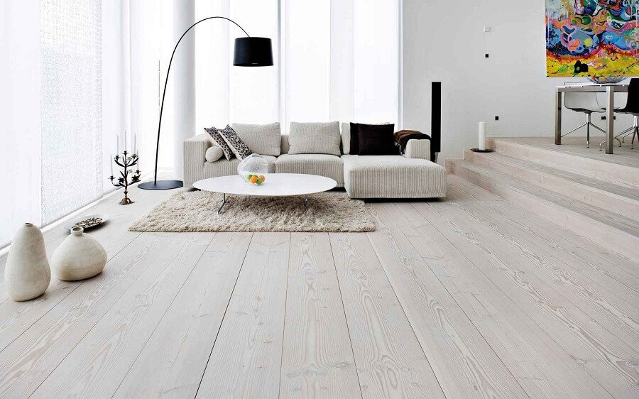 Designer White Oak Laminate Flooring Loccie Better Homes Gardens Ideas
