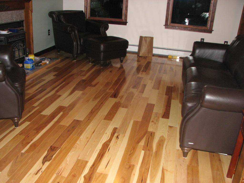 Hickory Wood Floors Problems Loccie Better Homes Gardens