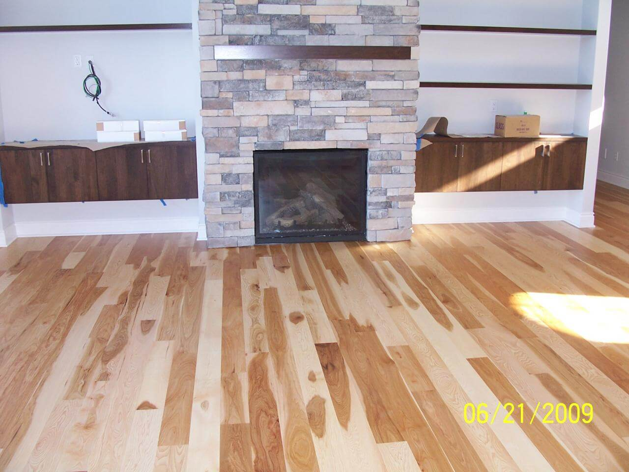 Hickory Wood Floors Types