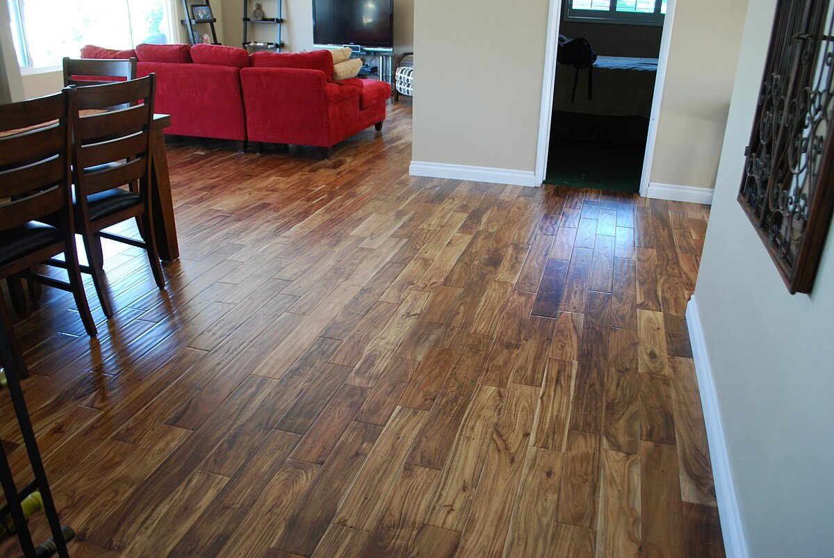 Vintage Acacia Laminate Flooring Loccie Better Homes