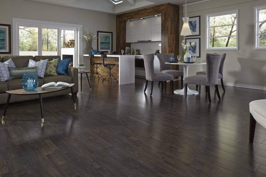 Wonderful Espresso Laminate Flooring