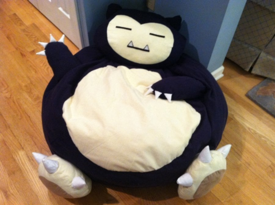Snorlax Bean Bag Chairs