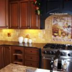Tuscan Kitchen Wall Tile Backsplash Ideas