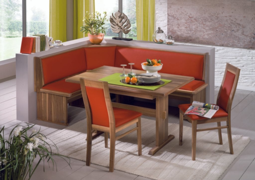 Corner Dining Table Idea Smart Home Interior Design Creative Corner Kitchen Table