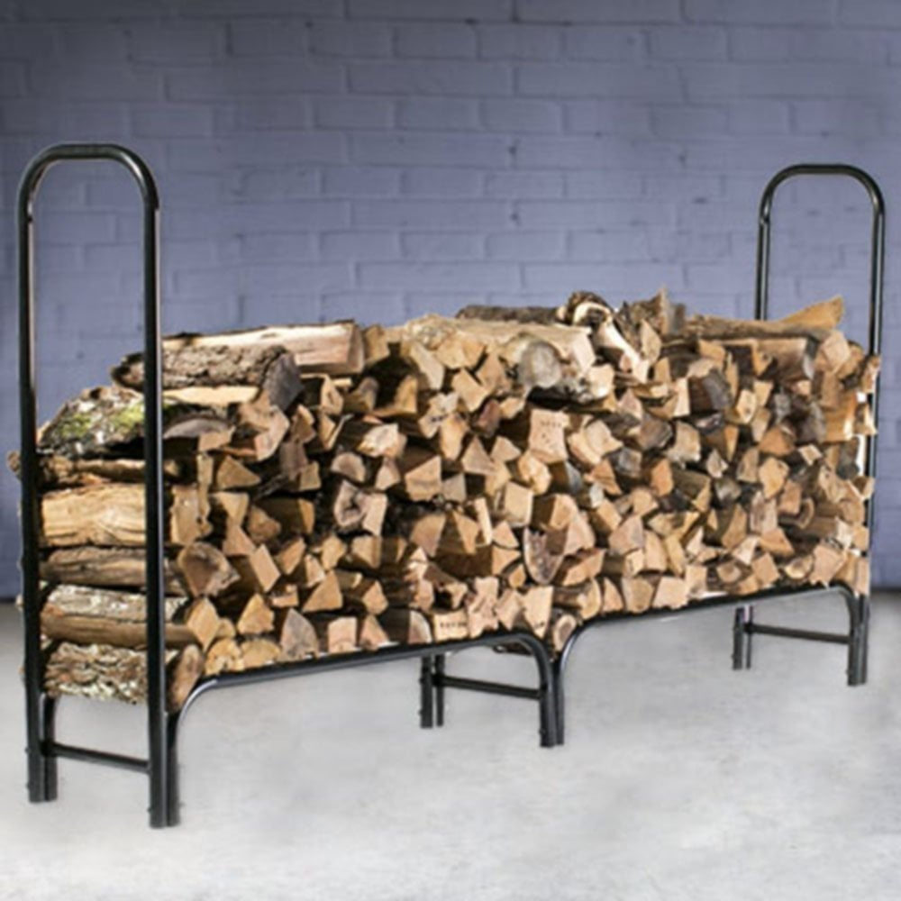 Indoor Firewood Rack Loccie Better Homes Gardens Ideas