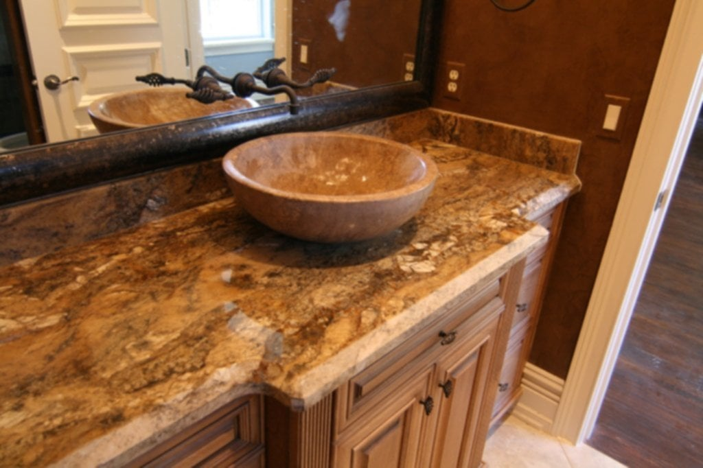 Granite Countertop Edges Images