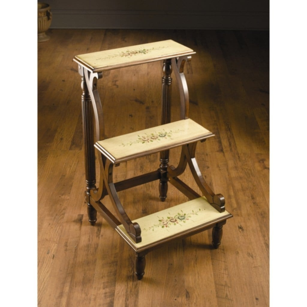 Kitchen Step Stool Buying Tip Modern Kitchen 2019 Easy Decorative Wrought Iron Bakers Rack