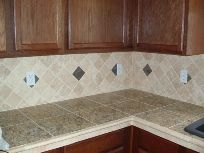 New Ideas For Tile Counter Top Kitchen