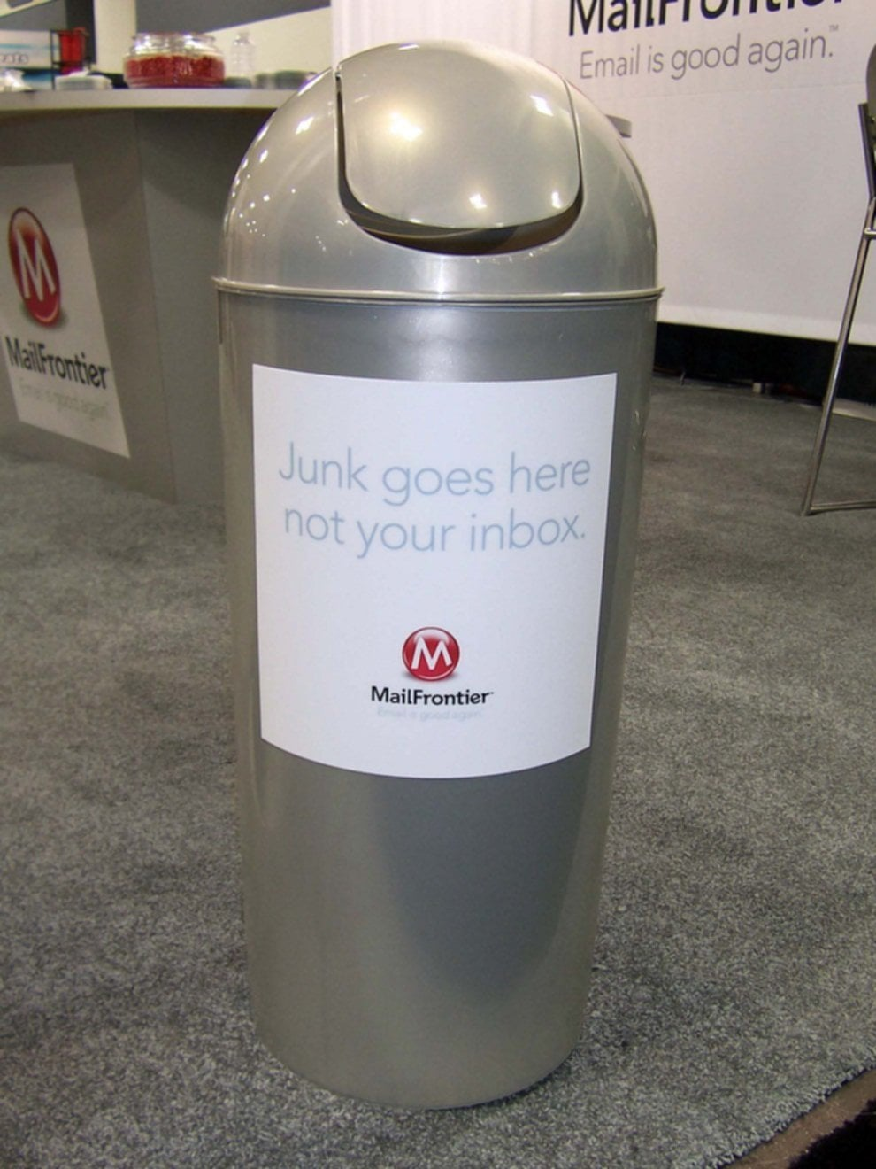 Office Trash Cans Type