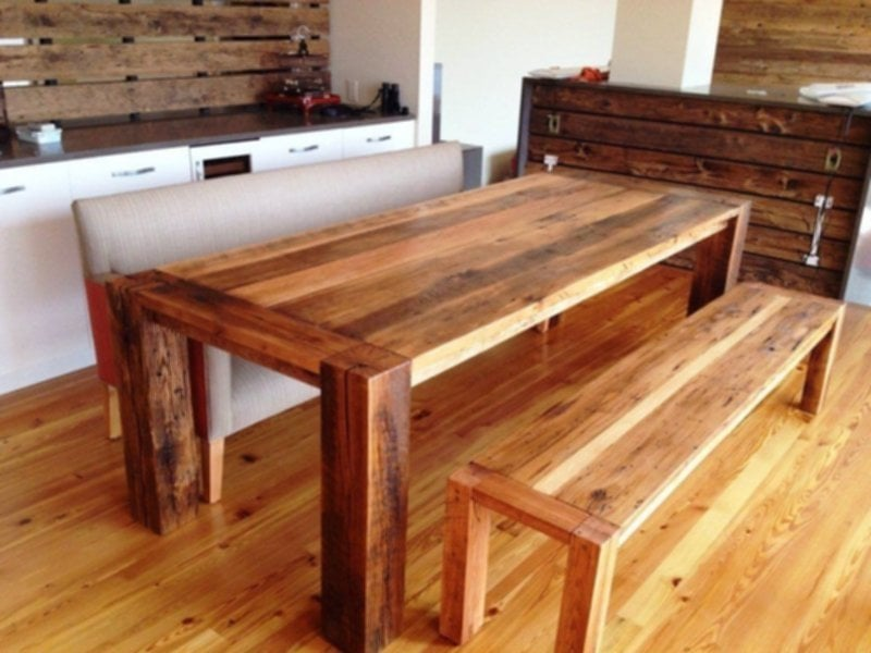 Small Oak Kitchen Table Bench Dining Room Table Bench How To Make An Island Kitchen Designs With An Old Table