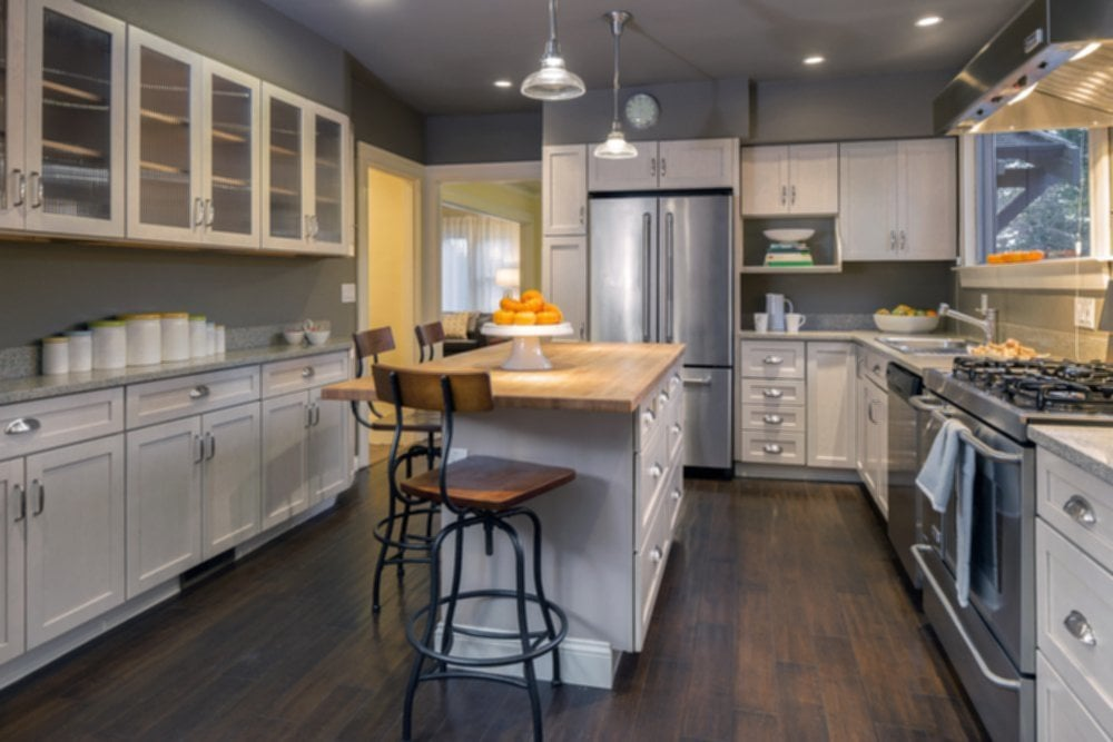 Top 5 Kitchen Design Trend 2019 Tips To Choose The Good Small Kitchen Colors