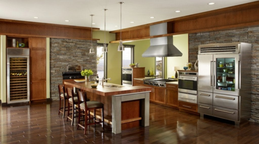 10 Kitchen Innovation Improving Generation Special Wood Paneling For Walls