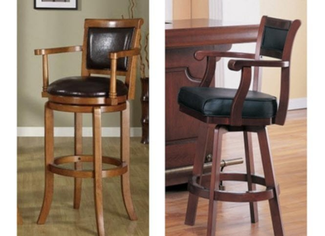 Bar Stools With Arms Arms-Image