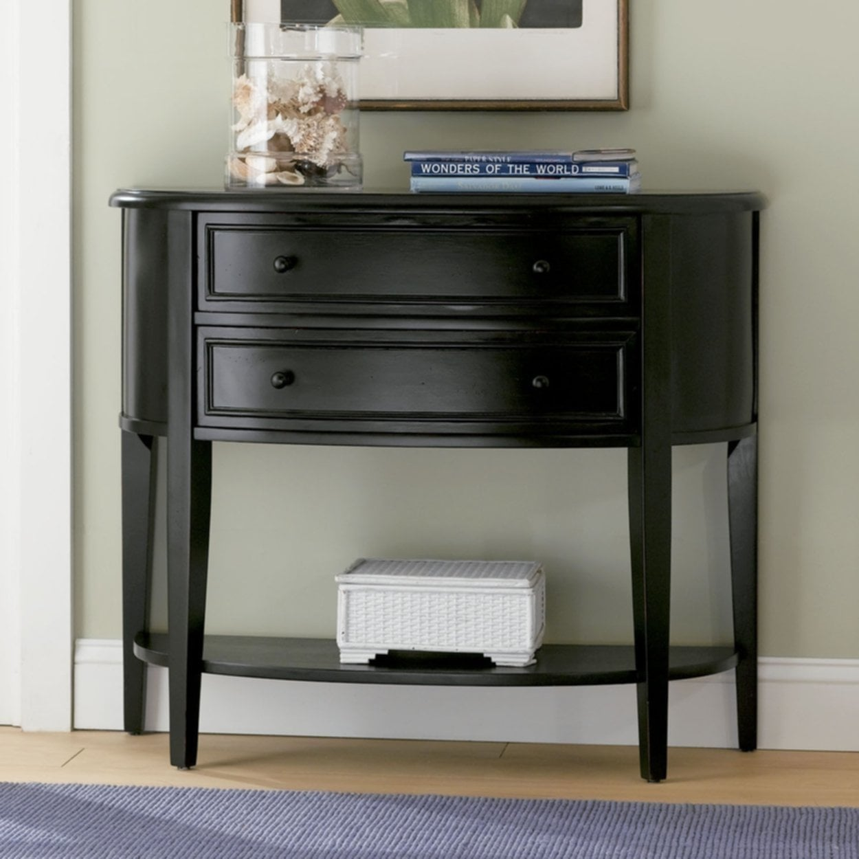 Entryway Furniture Black