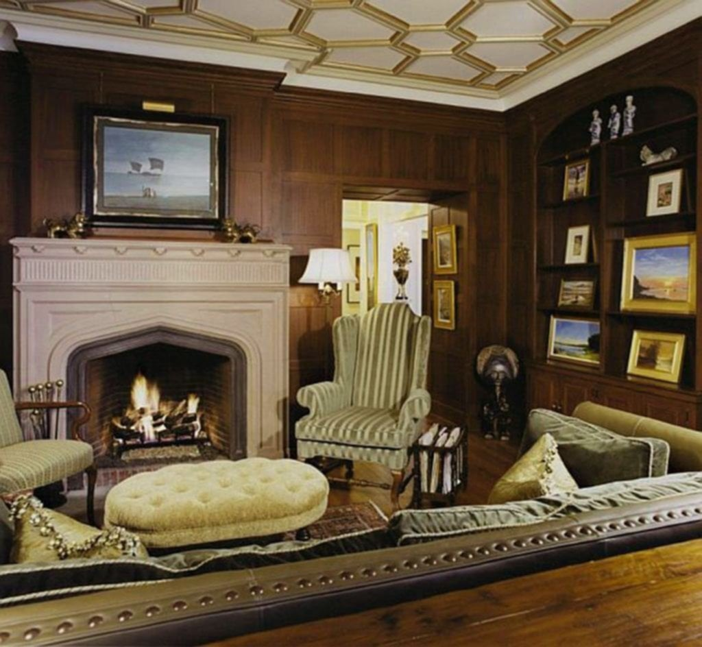 Special Wood Paneling For Walls