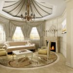 Luxury Classic Living Room Image
