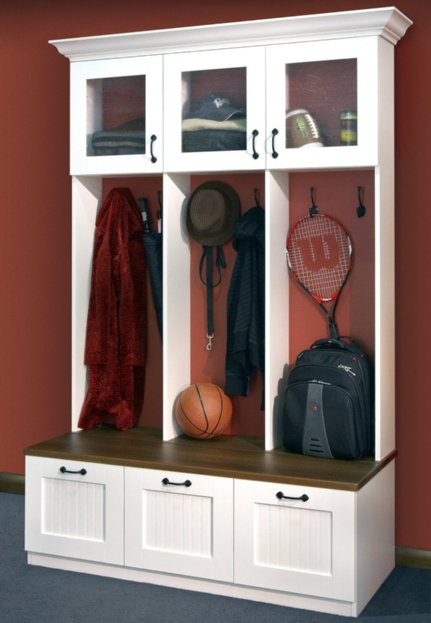 Mudroom Storage Locker Plans Mudroom Layout Option How To Decorate Entryway Furniture