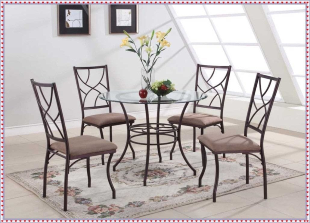 New Ideas Round Kitchen Table Sets – Loccie Better Homes ...