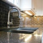 Antique Glass Kitchen Backsplash Tiles