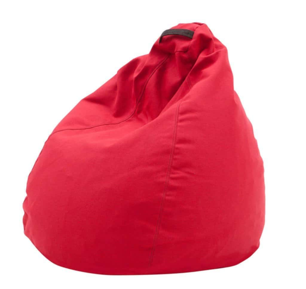 Bean Bag Covers Red