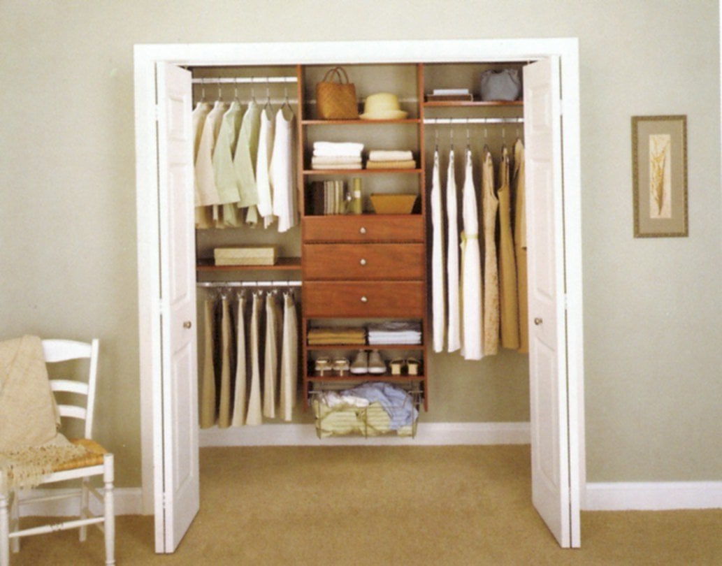 Closet Organizers Systems
