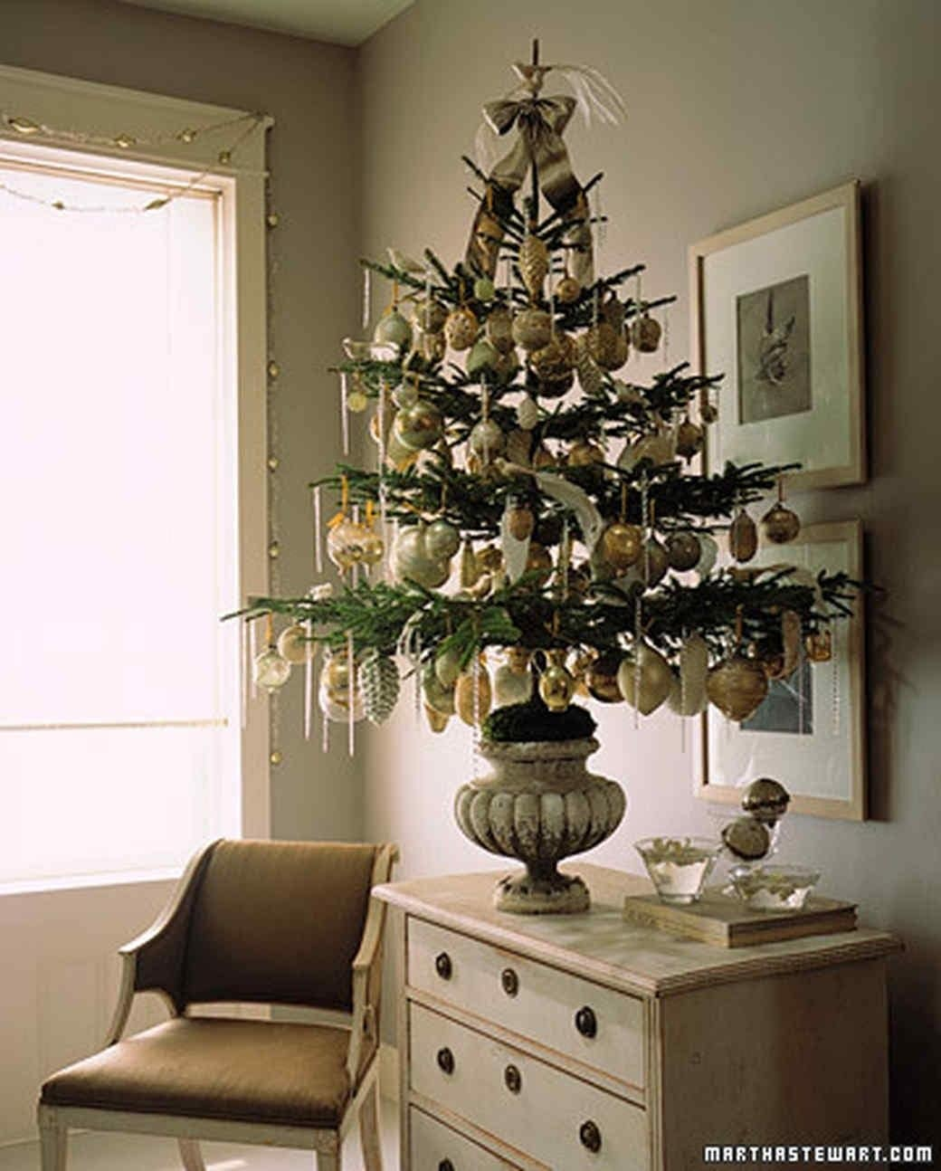 Creative Christmas Tree Decorating Ideas Martha Stewart