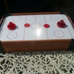 Mini Air Hockey Table Game