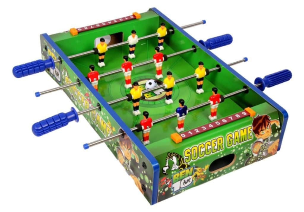 Mini Foosball Table Image