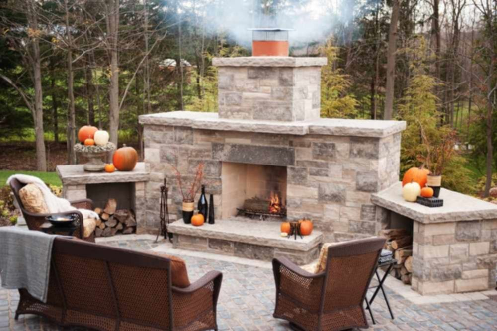 Outdoor Fireplace Kits Tips