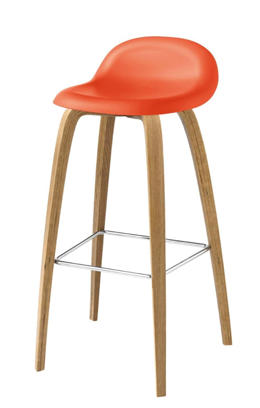 With Wooden Bar Stools Backs The Sweet Just