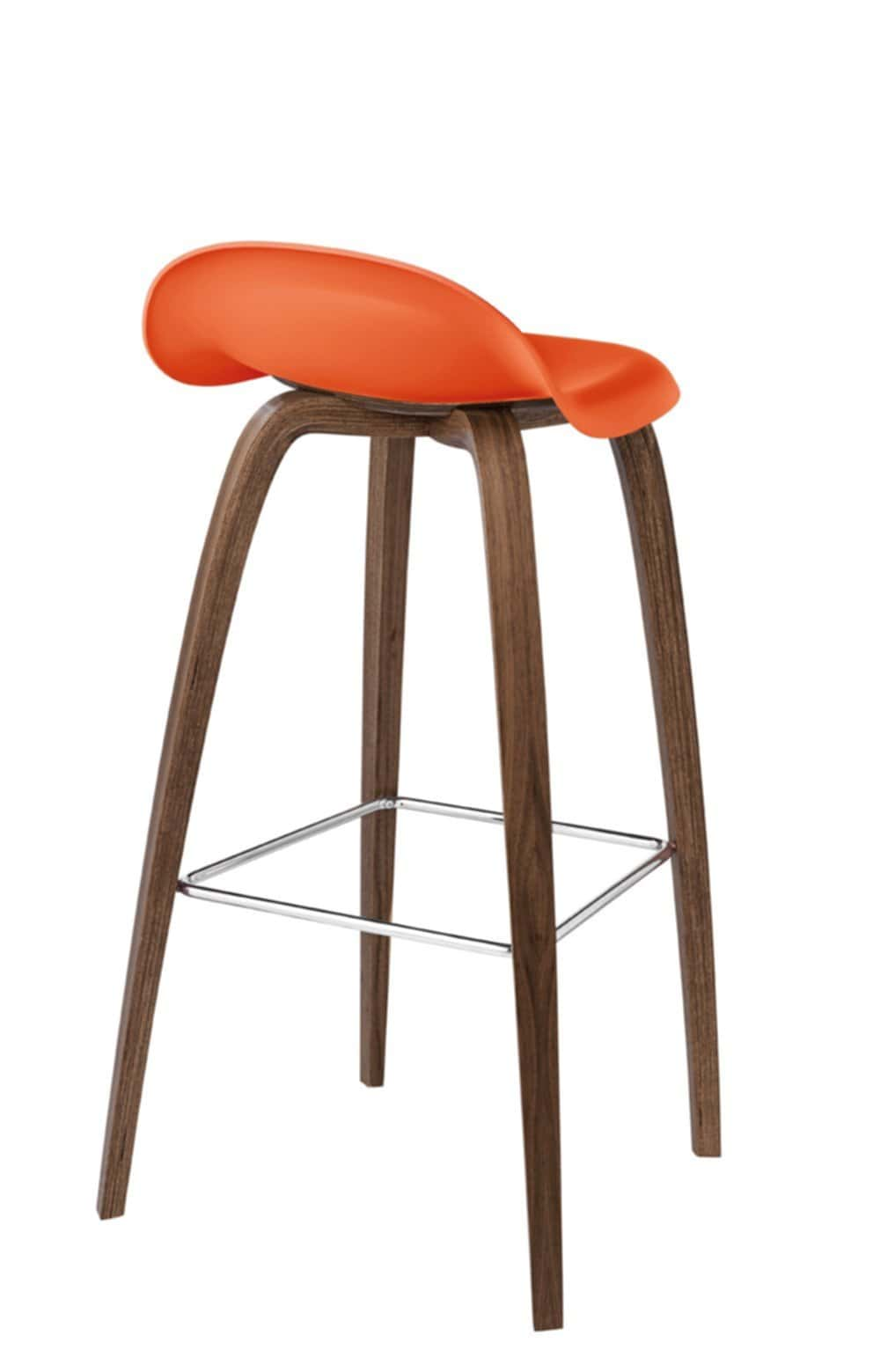 With Wooden Bar Stools Backs The Sweet Roll