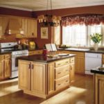 Craftman Country Kitchens With Islands