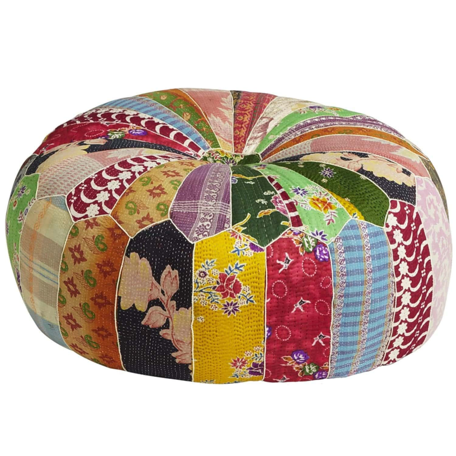 Custom Design Outdoor Pouf Ottoman