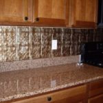 Faux Tin Tile Backsplash Roselawnlutheran Special Backsplash Panels