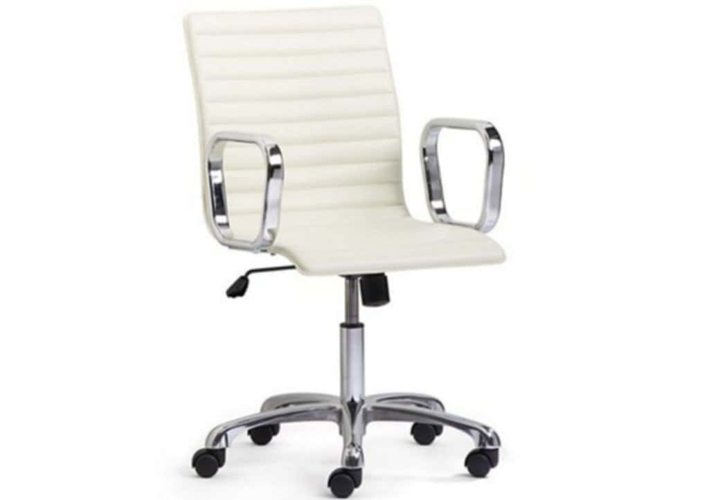 Microfiber Office Chair Back Support