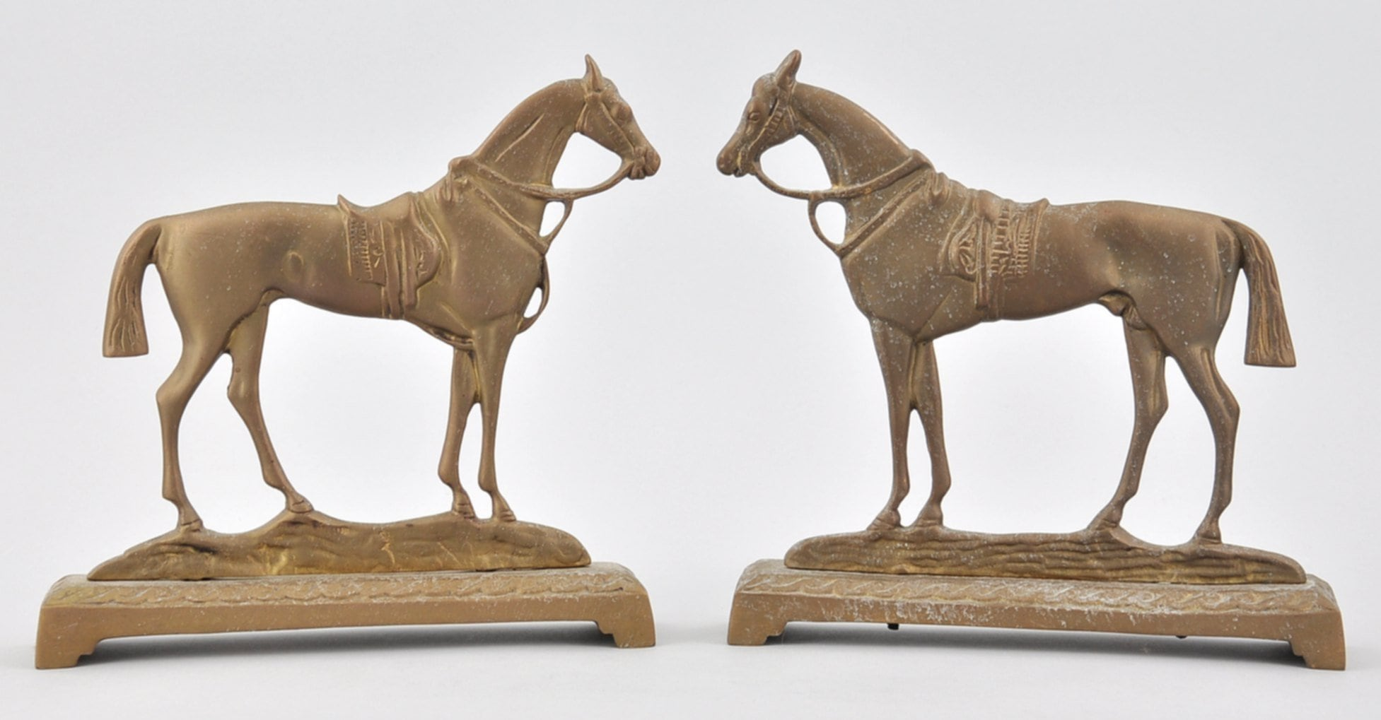 Model Horse Bookends